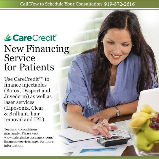 Care Credit for Cosmetic Procedures