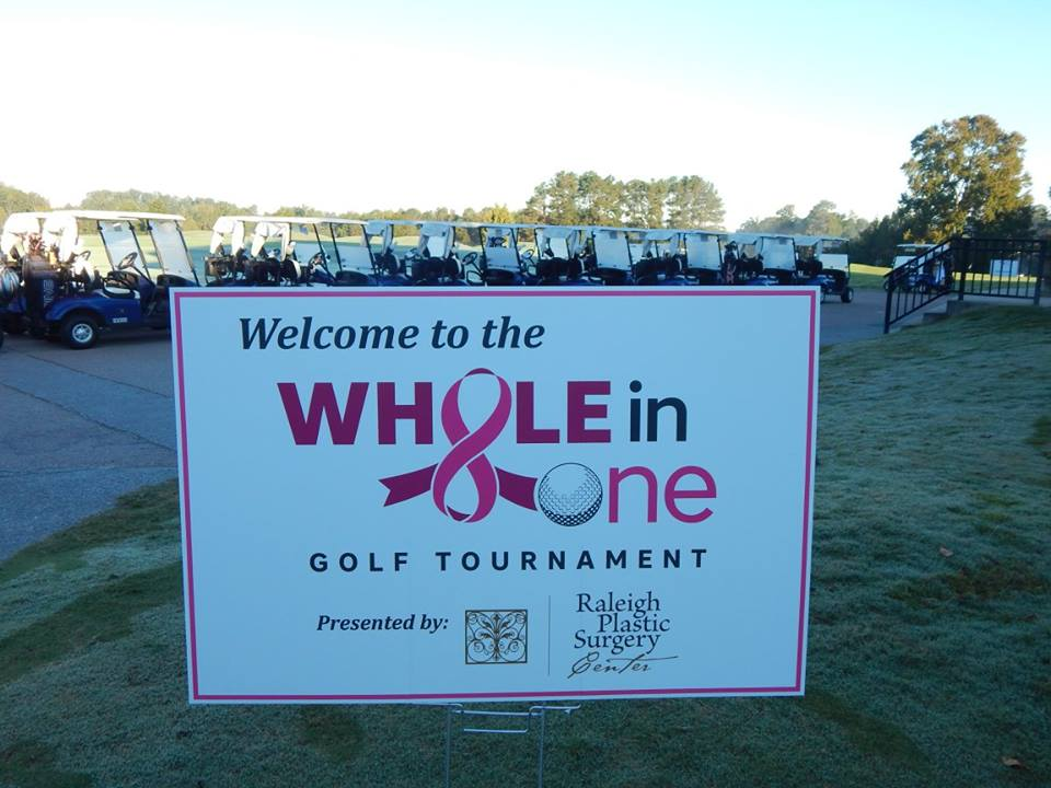 Welcome to the Whole in One Golf Tournament