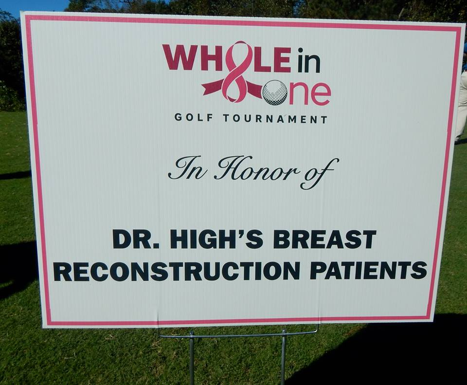 Whole in One Golf Tournament