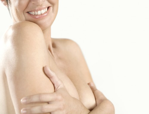 Cosmetic Breast Surgery at 40